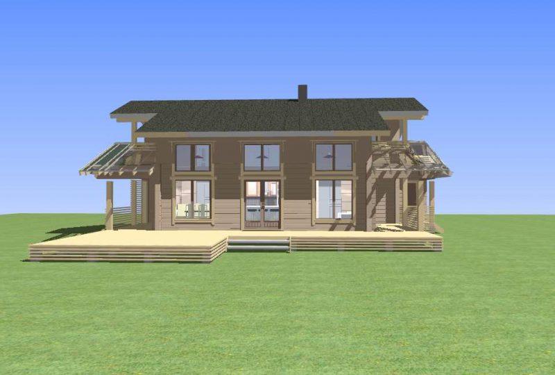 2-level house